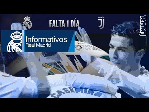 Real Madrid TV Noticias (10/04/2018) INFORMATIVO previa Real Madrid vs. JUVENTUS