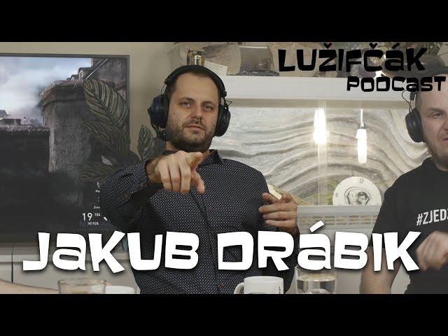 Lužifčák #30 Jakub Drábik