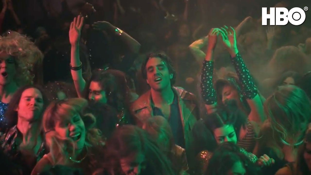 画像: Vinyl: Trailer #2 (HBO) youtu.be