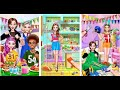 "Football Game Day Food Party ""Beauty Girls Casual Games"" Android Gameplay Video"