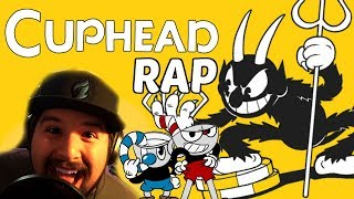 CUPHEAD RAP Cover by Caleb Hyles JT Music