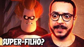 Teoria da Pixar: O Síndrome é FILHO do Senhor Incrível?