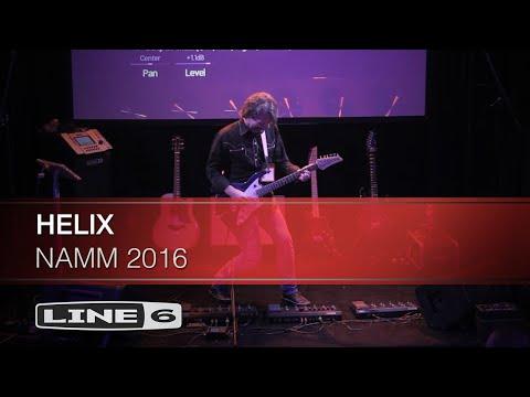 Helix Presentation - NAMM 2016 | Line 6
