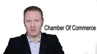 Chamber Of Commerce - Meaning | Pronunciation || Word Wor(l)d - Audio Video Dictionary