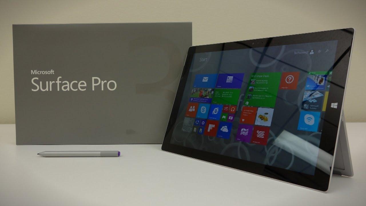 Microsoft surface pro 3 reviews - Microsoft Surface Pro 3 Reviews 11