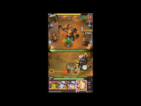 Hyper Heroes Devil Tower 97F Strategy
