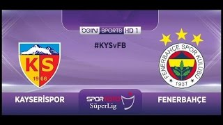 Kayserispor Fenerbahçe Tarihte Kaç Defa Karşı Karşıya Geldi En Çok Kim Yendi