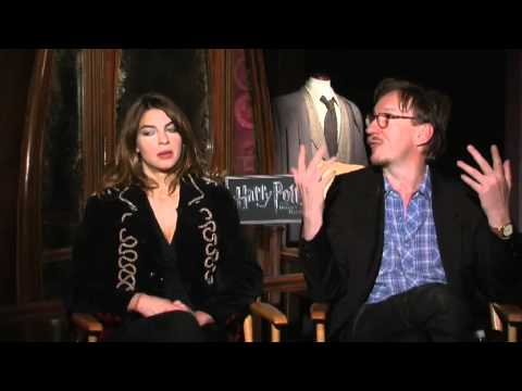 David Thewlis And Natalia Tena Talk Harry Potter And The Deathly Hallows: Part One | Empire Magazine