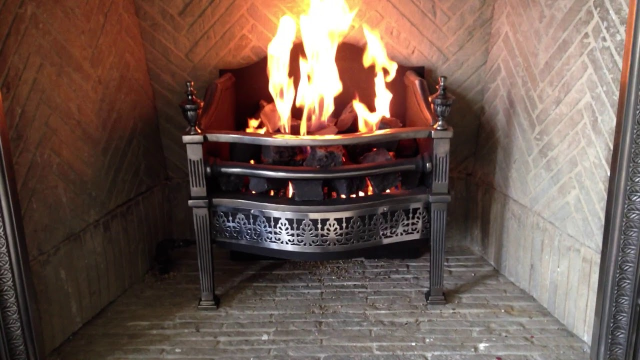 Custom Chesneys Gas Coal Basket