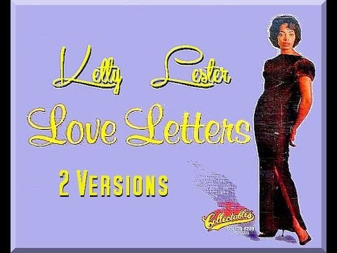 Ketty Lester - Love Letters (2 Versions)