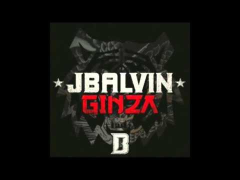 Ginza J Balvin - Remix DJ KIKEE!