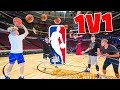 1v1 NBA ALL-STAR King of the Court vs. Jesser, Tristan Jass & ZackTTG