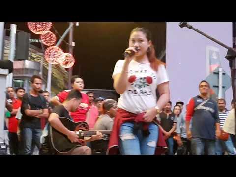 keripak kaca lauya-nurul feat Redeem buskers cover timothy,mantap lagu sarawak