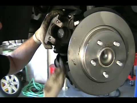 pearce autotech volvo s40 brakes rotors youtube. Black Bedroom Furniture Sets. Home Design Ideas