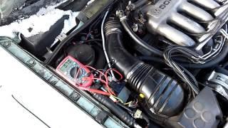Емулятор потенціометра ПНД KE-jetronic на двигуні VW 9A . Україна