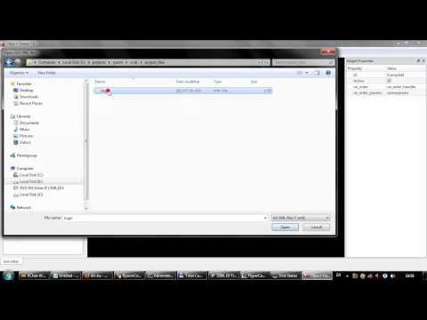 Ryzom GUI Editor, resizing the GUI widget
