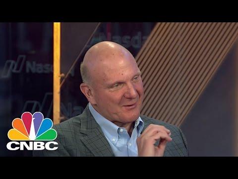 Steve Ballmer: Microsoft