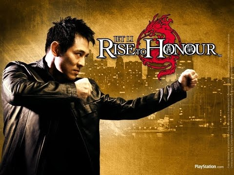 Jet Li Rise to Honor All Cutscenes Walkthrough Gameplay
