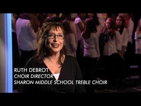 Sharon Middle School Treble Choir: Director Ruth Debrot | Together in Song