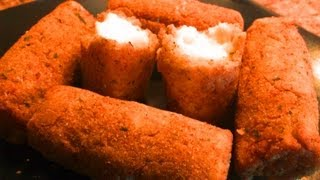 Cheese Sticks Recipe - Quick Appetizer