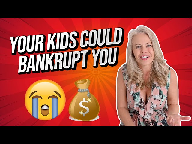 Money Monday: Your Kids Could Be Bankrupting You... What To Teach Your Kids About Money 💵