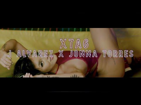 Смотреть клип J Alvarez Ft. Jonna Torres - Xta6