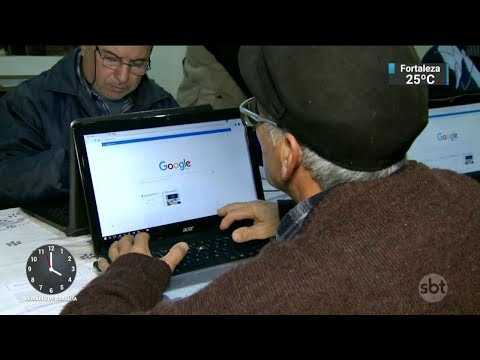 Iniciativa leva internet a agricultores do interior do Rio Grande do Sul | SBT Notícias (03/11/17)