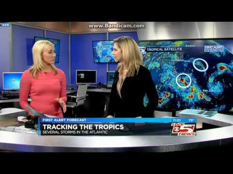 WCSC: Live 5 News At 11pm Open--08/27/16