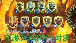 【シャドウバース実況】守護フォロワー対決