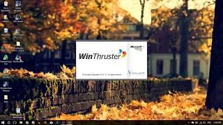 wINTHRUSTER CRACK 2017