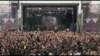 Eluveitie -  Live at Summerbreeze 2008 - Full