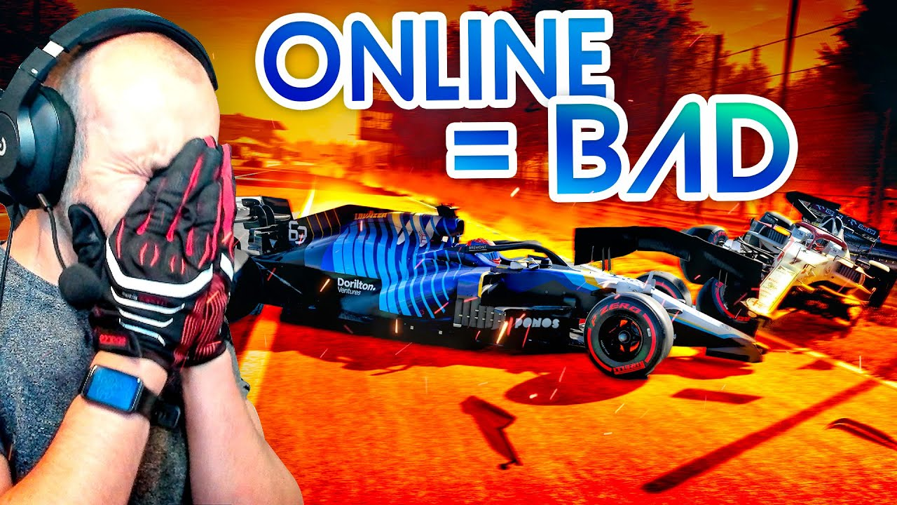 Download I Tried Playing F1 2021 Online, Regretted It
