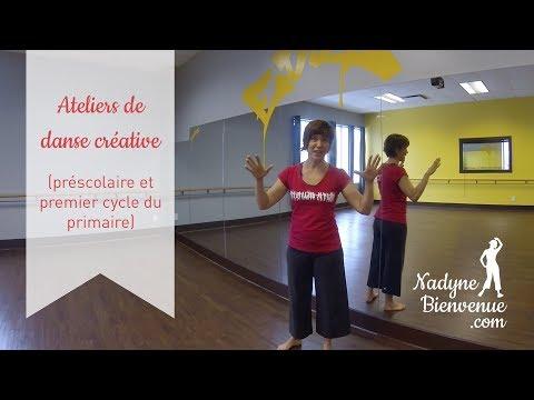 Atelier de danse créative pour les écoles primaires 2