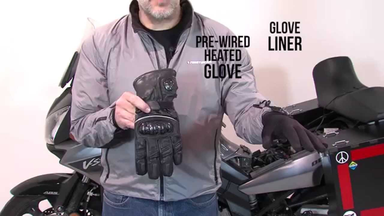 Firstgear Heated Gear Installation Walkthrough Youtube Gerbing Clothing Wiring Diagram