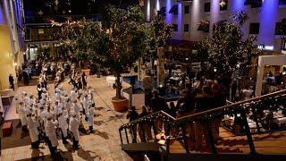 Flashmob: Das größte Hotel Deutschlands tanzt