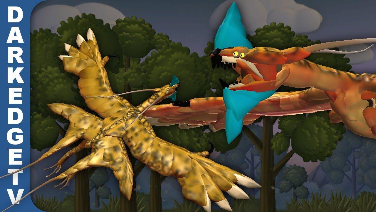 spore - toruk, the great leonopteryx [avatar] - youtube