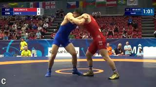 Top 10 awesome throws in wrestling