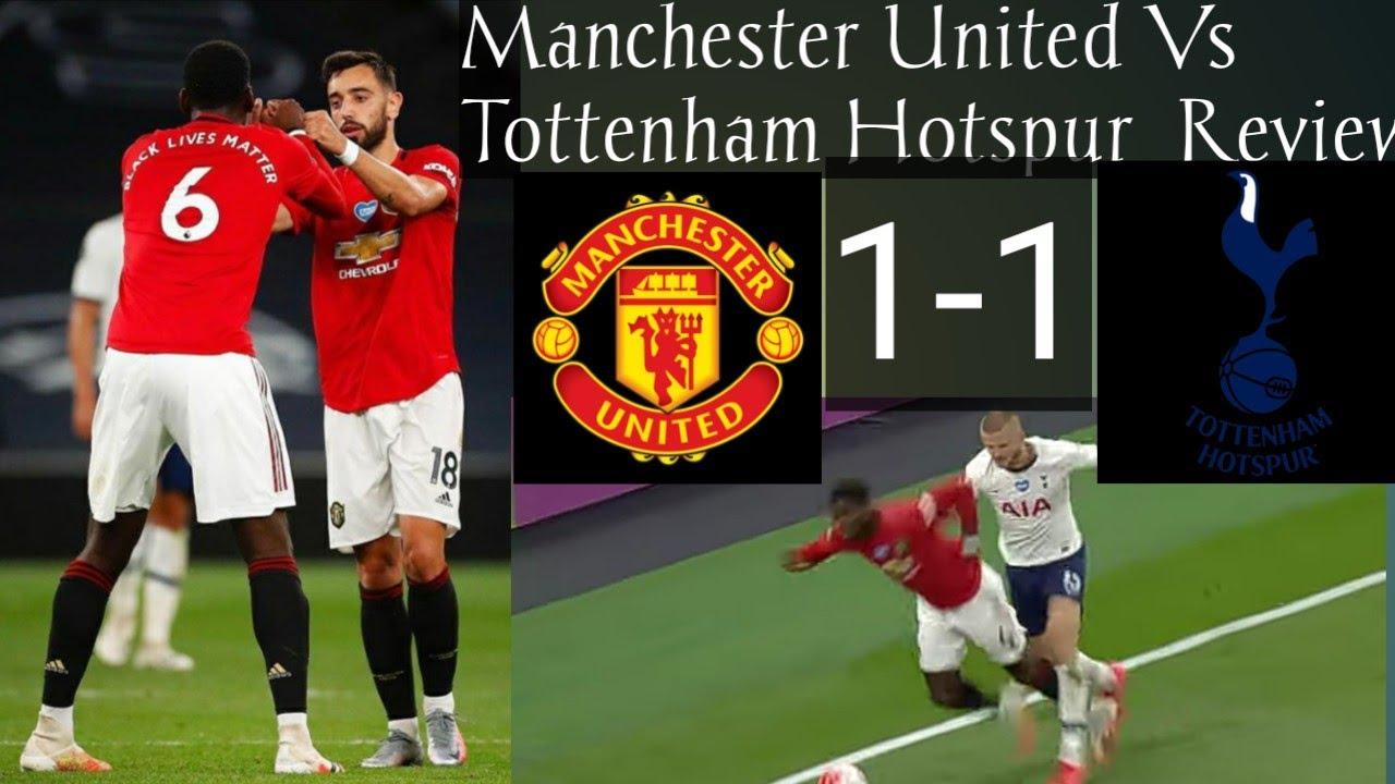 Manchester United Vs Tottenham Hotspur Full Match Review ...