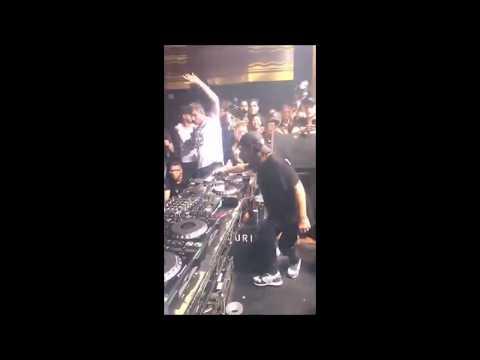 KENDRICK LAMAR Humble - Skrillex Remix (LIVE)
