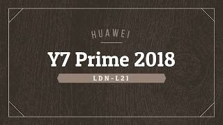 Huawei Y7 Prime LDN-L21 Frp Bypass || Bypass Google Account New Method 2019 Urdu/Hindi