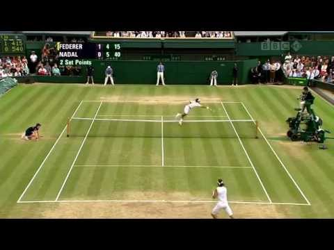 HD Roger Federer vs Rafael Nadal Wimbledon 2007 FINAL   HI