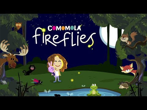 Comomola Fireflies - App for kids