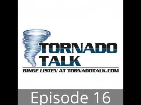 Tornado Talk Podcast Episode 16:  Severe Weather Slams Salt Lake City