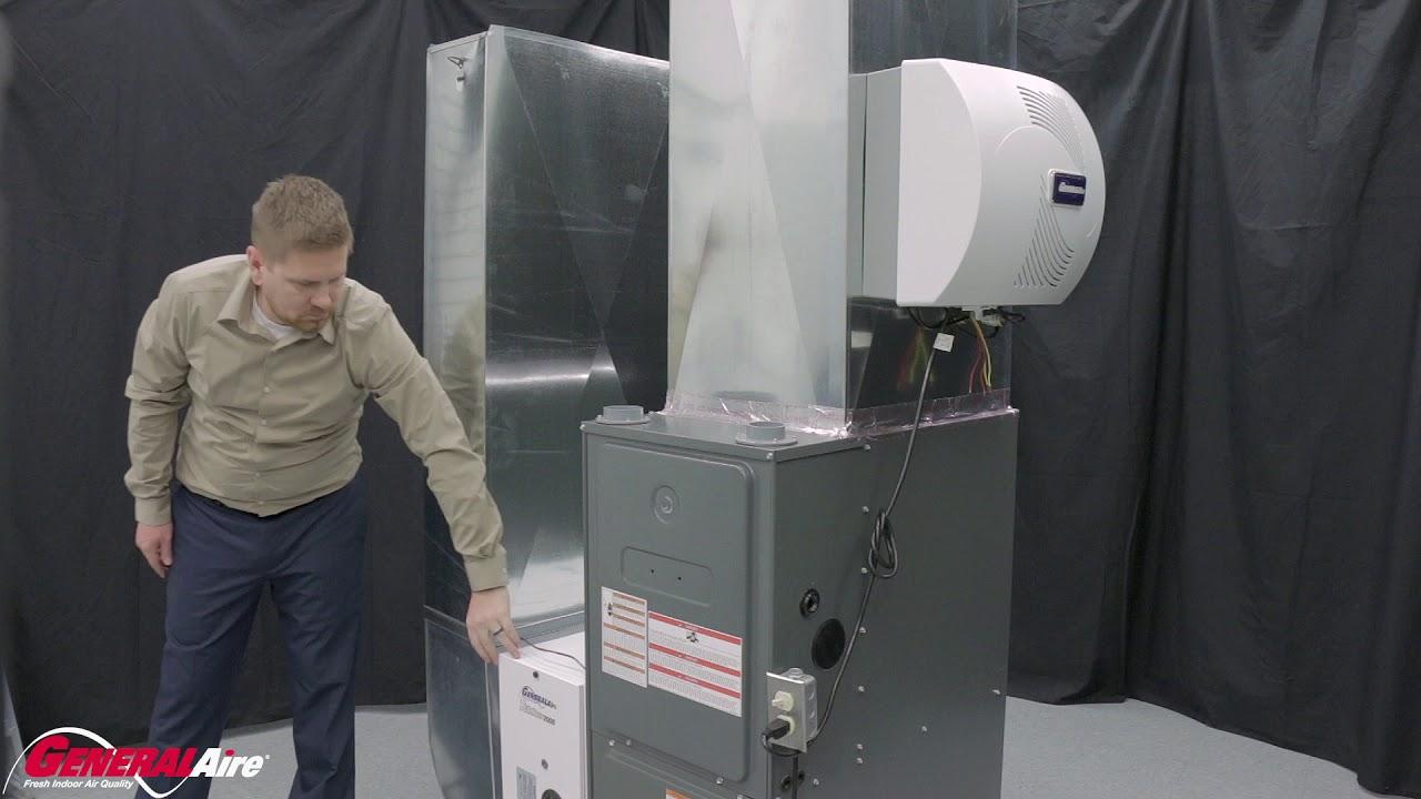 medium resolution of installing a generalaire gfx3 humidistat