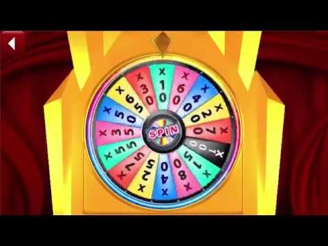 Wheel of Fortune Slot Machine for Android, iPhone and iPad