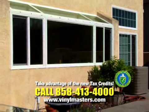 Energy-Efficient Windows - Testimonials - Vinyl Masters Doors & Windows of San Diego