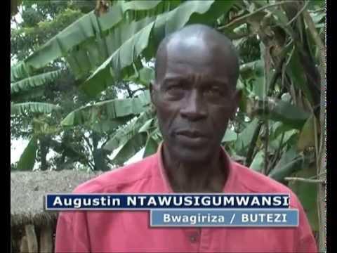 Inades-Formation Burundi- 40 ans au service du monde rural