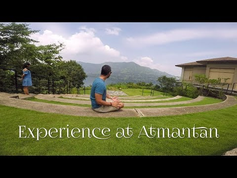 Travel Vlog : Experience at Atmantan | Riaan George