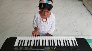 Jeevamshamai by Parvathy on Keyboard