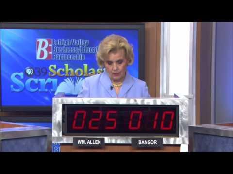 2105 PBS39 Scholasic Scrimmage William Allen vs Bangor